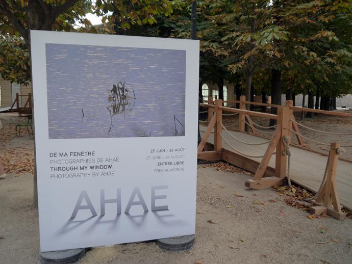 Ahae de ma fen tre jardin des tuileries zest for for De ma fenetre ahae