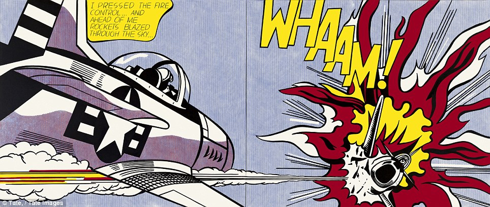 Whaam! Purchased