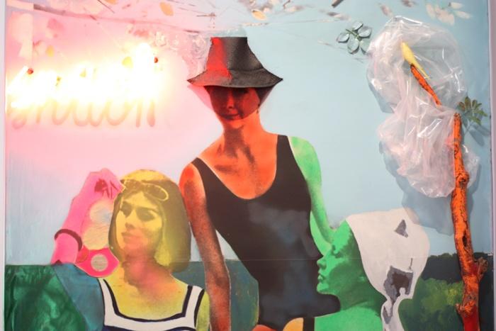 Exposition Martial Raysse, Retrospective 1960-2014 au Centre Pompidou
