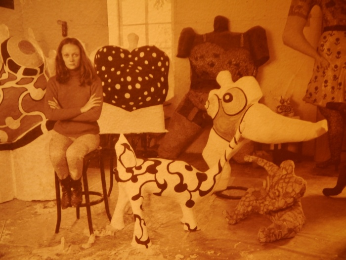 zest for art - exposition Niki de Saint Phalle