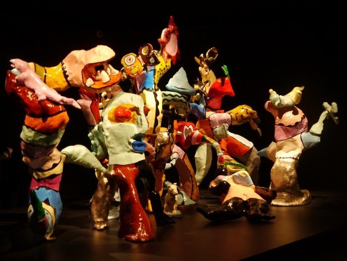 zest for art - exposition Niki de Saint Phalle