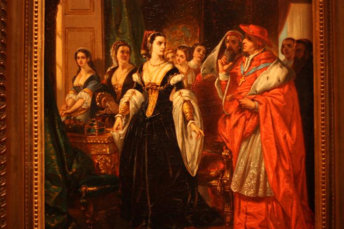 Les Tudors - zest for art