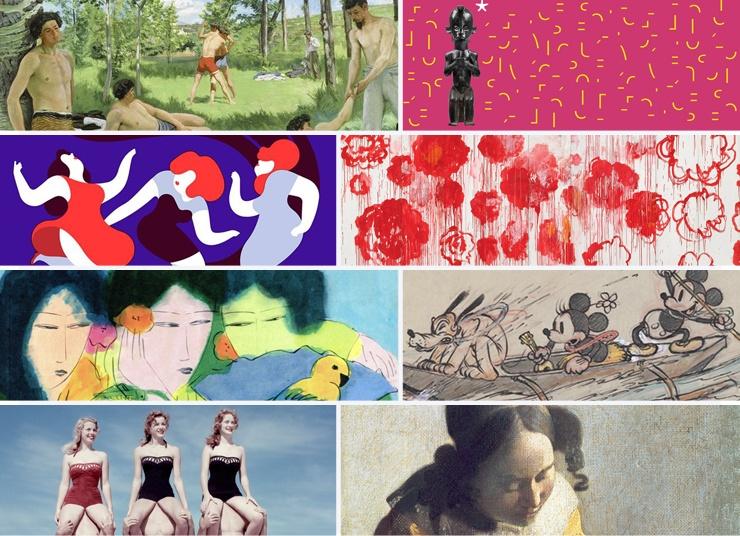Les 8 expositions voir en f vrier paris zest for art for Expo paris fevrier